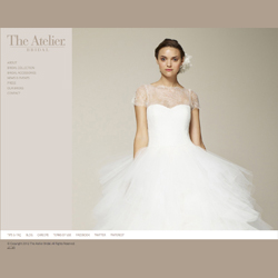 The Atelier Bridal